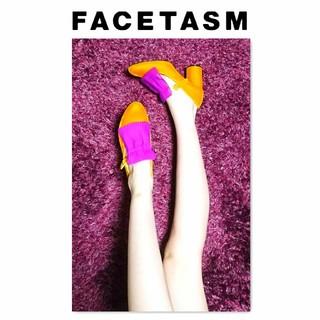 ファセッタズム(FACETASM)のfacetasm パンプス シューズ 24cm ファセッタズム 個性(ハイヒール/パンプス)