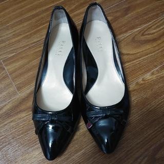 ピッティ(Pitti)のPitti エナメル 靴(ハイヒール/パンプス)