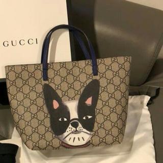 Gucci - グッチ GUCCI チルドレンズ バッグ フレンチブル