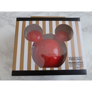 フランフラン(Francfranc)の新品 Francfranc 卓上加湿器 ミッキー(加湿器/除湿機)