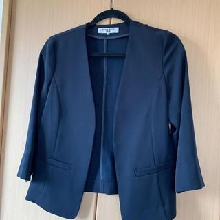 H&M - ネイビー ジャケット