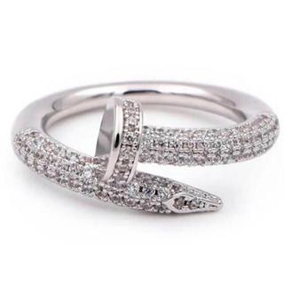 カルティエ(Cartier)の大人気✨最高級釘リング❤️即日発送✨(リング(指輪))