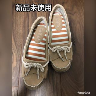 ヌォーボ(Nuovo)のNUOVO ぺったんこ靴(ローファー/革靴)