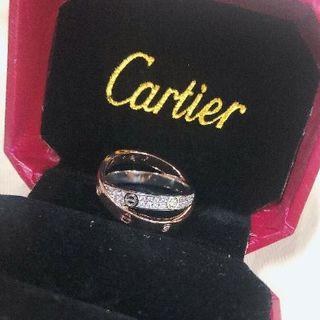 カルティエ(Cartier)のカルティエ リング 美品(リング(指輪))