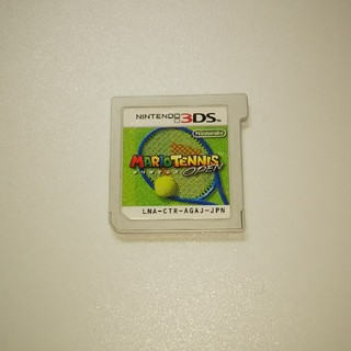 ニンテンドー3DS(ニンテンドー3DS)のマリオテニスオープン3DS(携帯用ゲームソフト)