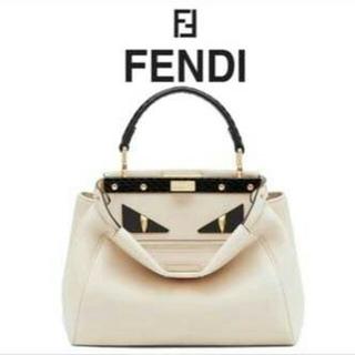 フェンディ(FENDI)のフェンディ ピーカーブー モンスター (ハンドバッグ)