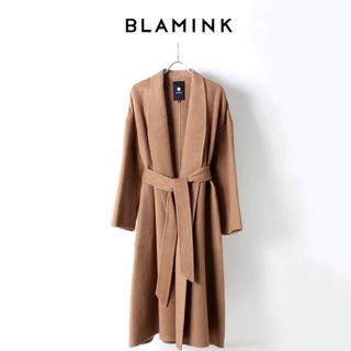 Drawer - ブラミンク  BLAMINK キャメルガウンコート