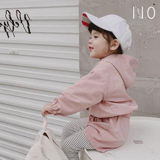 新品☆韓国子供服♬ スポーティー セットアップ☺︎110㎝(ワンピース)