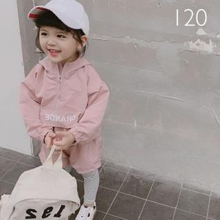 新品☆韓国子供服♬スポーティー セットアップ☺︎120㎝
