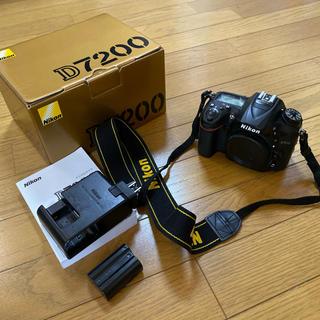 Nikon - NIKON D7200 ボディ