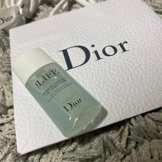 ディオール(Dior)の Dior 保湿化粧水 ライフバランシングソルベウォーター 15ml(化粧水 / ローション)