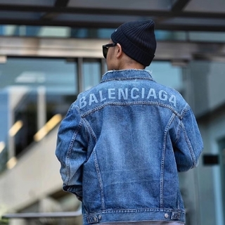 Balenciaga - バレンシアガカウボーイコート