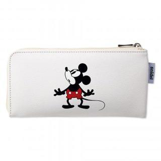 スナイデル(snidel)のスナイデル☆クラシックミッキーマウス長財布(財布)