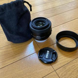 Nikon - AF-S DX NIKKOR 35mm f/1.8G NIKON