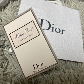 ディオール(Dior)の Dior ミスディオール ブルーミングブーケ 新品未使用未開封(香水(女性用))