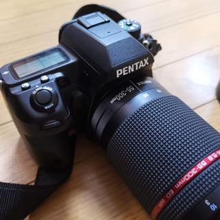 PENTAX - K-5 & HD PENTAX-DA 55-300mm F4-5.8