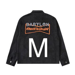バビロン(BABYLONE)のBabylon x Wasted Youth ジャケット jacket M(ミリタリージャケット)