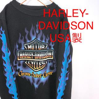 Harley Davidson - HARLEY-DAVIDSON ハーレーダビッドソン フレイム ファイヤー