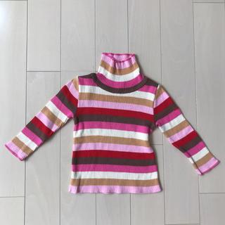 ミキハウス(mikihouse)のミキハウス ハイネックセーター 90cm(ニット)