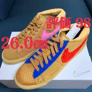 NIKE - 26.0㎝ Nike Blazer CPFM Sponge By You