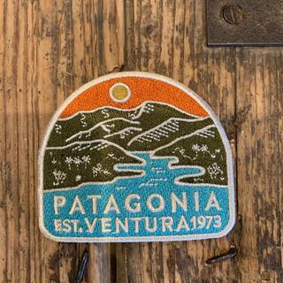 パタゴニア(patagonia)のパタゴニア  ベンチュラ ワッペン(その他)