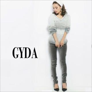 GYDA - GYDA ベロアカラー スキニーパンツ♡ENVYM ムルーア エモダ エゴイスト