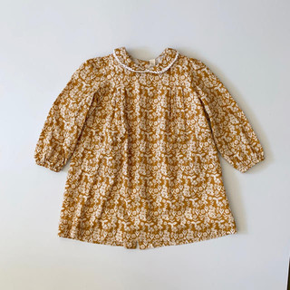 little cotton clothes / ワンピース / 3-4y