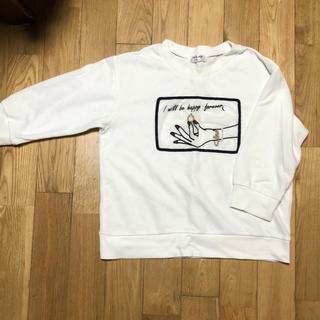 シマムラ(しまむら)の7部丈 トレーナー(Tシャツ(長袖/七分))
