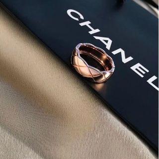 シャネル(CHANEL)のシャネル  ♯54 18Kピンクゴールド 超美品❗(リング(指輪))