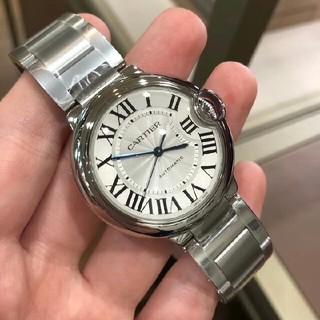 Cartier - CARTIERカルティエ腕時計ブルーバルーンシリーズ33 mm機械女子時計
