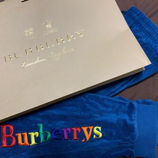 バーバリー(BURBERRY)のBurberryスウェット(サイズxs希少)(スウェット)