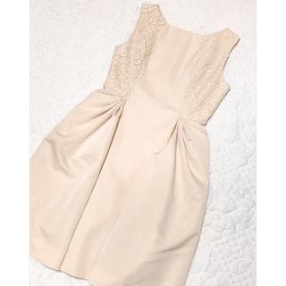 STRAWBERRY-FIELDS - 美品★STRAWBERRY FIELDS ストロベリーフィールズ コクーンドレス