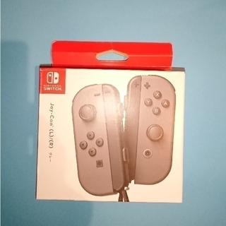 Nintendo Switch - ニンテンドースイッチジョイコン Joy-Con(L)/(R) グレー