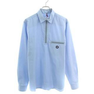 Jil Sander - OAMC シャツ ハーフジップシャツ