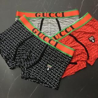 Gucci - 送料無料 グッチ ボクサーパンツ Mサイズ 複数セット