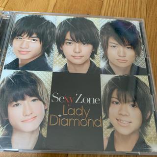 Sexy Zone - Lady ダイヤモンド(初回限定A CD+DVD)