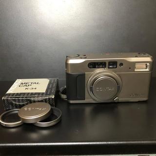キョウセラ(京セラ)の★CONTAX TVS メタルキャップ★コンタックス(フィルムカメラ)