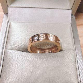 ブルガリ(BVLGARI)のブルガリ ブルガリブルガリ リング 指輪 (リング(指輪))