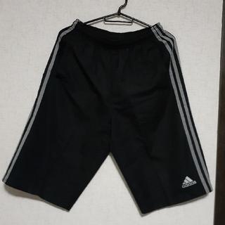 adidas - アディダス ハ―フパンツ 160cm