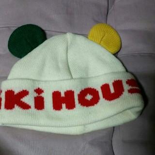 ミキハウス(mikihouse)のミキハウス ニット帽 (帽子)
