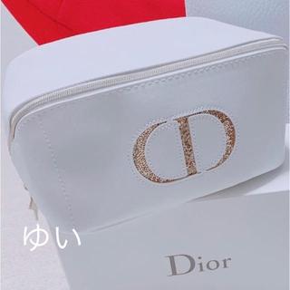ディオール(Dior)のディオールアディクトクリスマスオファー2019クリスマス限定ノベルティポーチ新品(ポーチ)
