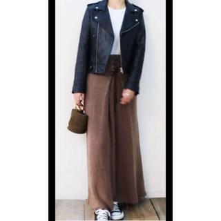 TODAYFUL - todayful  knit skirt