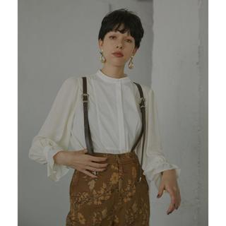 アメリヴィンテージ(Ameri VINTAGE)の【完売商品】【Ameri VINTAGE】LADY DRESS SHIRT(シャツ/ブラウス(長袖/七分))