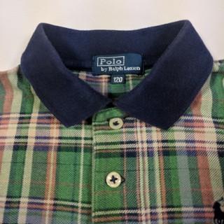 ポロラルフローレン(POLO RALPH LAUREN)のラルフローレン ポロシャツ 120(Tシャツ/カットソー)