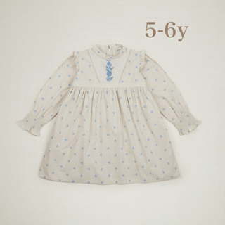 Bonpoint - apolina JANIS DRESS 5-6y