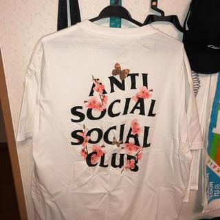 アンチ(ANTI)のANTI SOCIAL SOCIAL CLUB 半袖Tシャツ(Tシャツ/カットソー(半袖/袖なし))