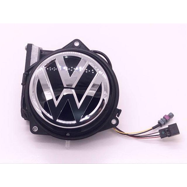 Volkswagen(フォルクスワーゲン)のVW ゴルフ7/7.5 エンブレムカメラ 配線付き 純正パーツセット 自動車/バイクの自動車(車種別パーツ)の商品写真