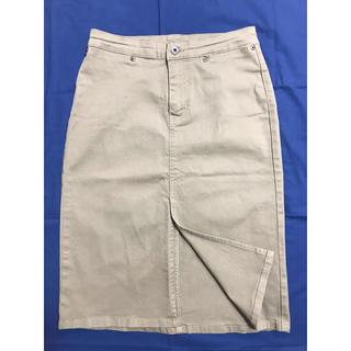 ギャップ(GAP)のGAP カーキ スカート  サイズ2(ひざ丈スカート)