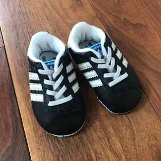 アディダス(adidas)の新品 アディダス  adidas ファーストシューズ スニーカー 靴 11(スニーカー)
