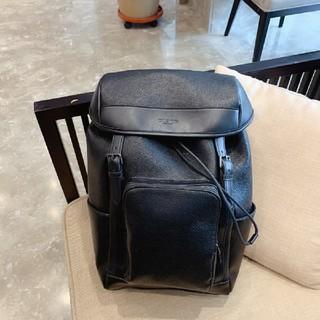 COACH - COACHコ-チ 新品 バッグパック 大容量 ブラック